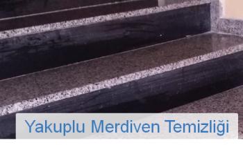 Yakuplu Merdiven Temizliği